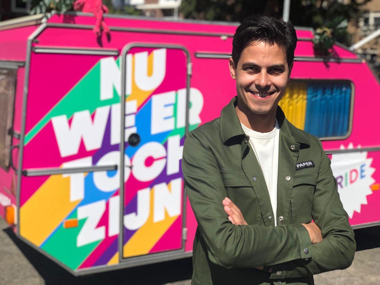Afbeelding van Pride Verhalen: Rob Jetten