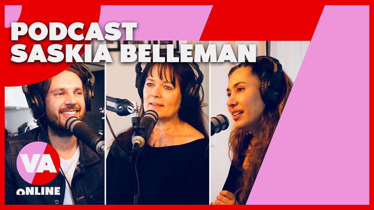 Afbeelding van De Vooravond podcast 6: Saskia Belleman