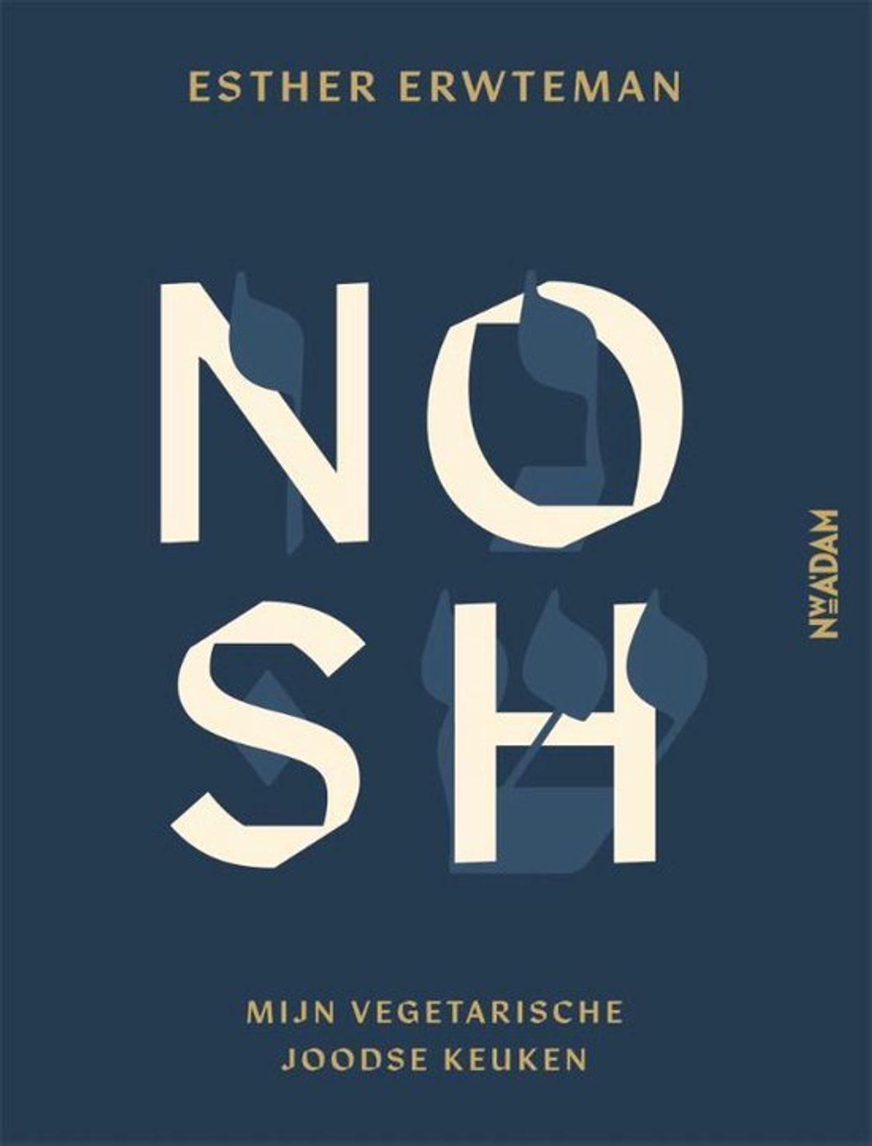 Winactie- Nosh-Vegatirisch kookboek