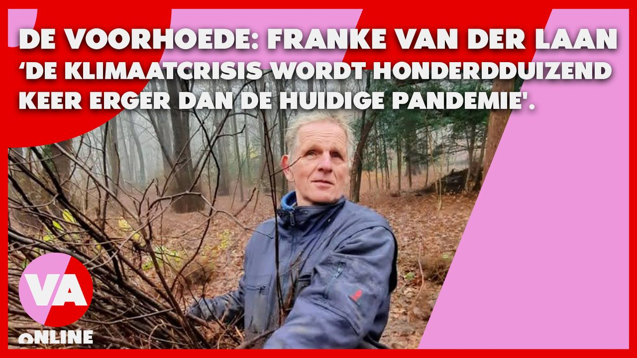 Afbeelding van De VoorHoede: Franke van der Laan