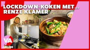 Afbeelding van Lockdown-koken met Renze Klamer