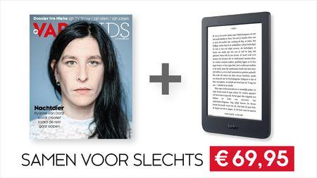 Afbeelding van 1 jaar VARAgids + Kobo Nia e-reader t.w.v. €99,95 voor €69,95