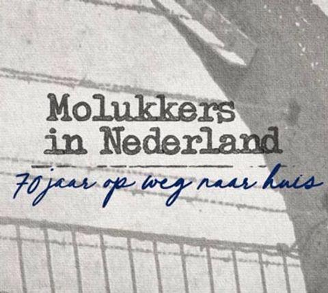 Sfeerfoto van Molukkers in Nederland