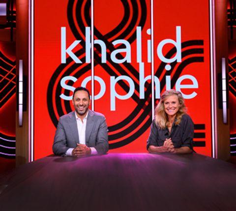 Sfeerfoto van Khalid & Sophie