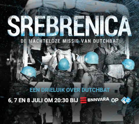 Sfeerfoto van Srebrenica