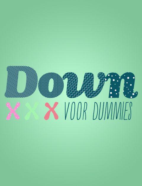 Sfeerfoto van Down voor Dummies