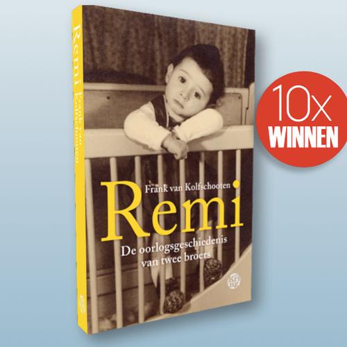 Afbeelding van Maak kans op het boek Remi van Frank van Kolfschooten