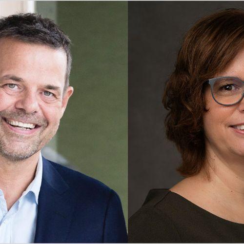 Afbeelding van Lonneke van der Zee en Gert-Jan Hox over 2020