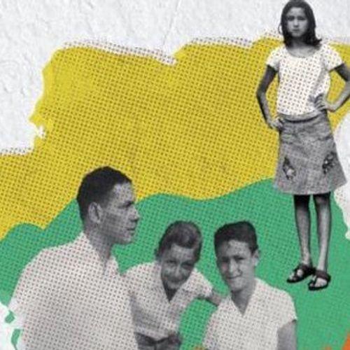 Afbeelding van Maak kans op het boek Het verbrande huis van Bodil de la Parra