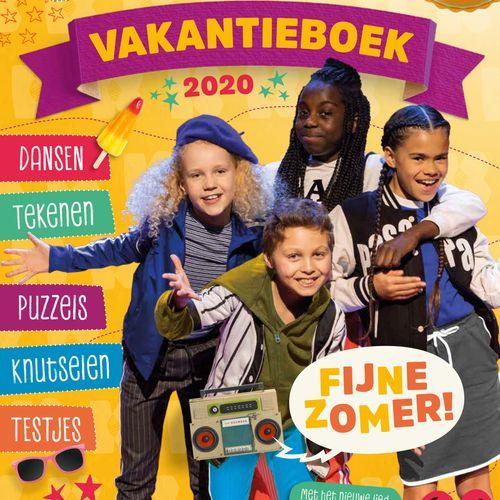 Win het Kinderen voor Kinderen vakantiedoeboek