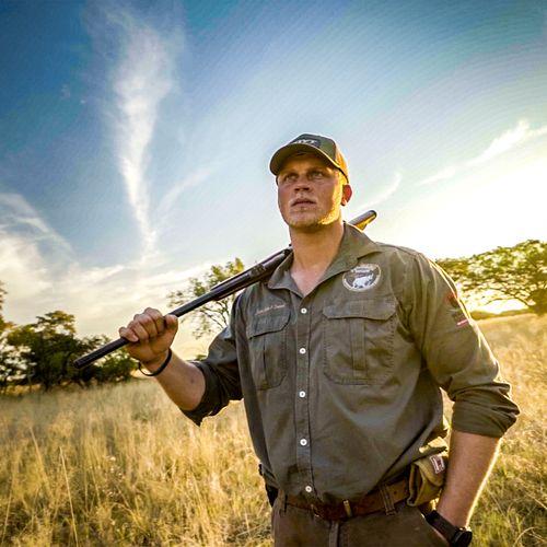 Stroperij en trophy hunting in Zuid-Afrika