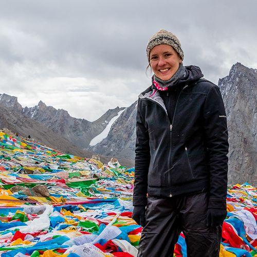 Afbeelding van #MijnEindeWereld in Tibet