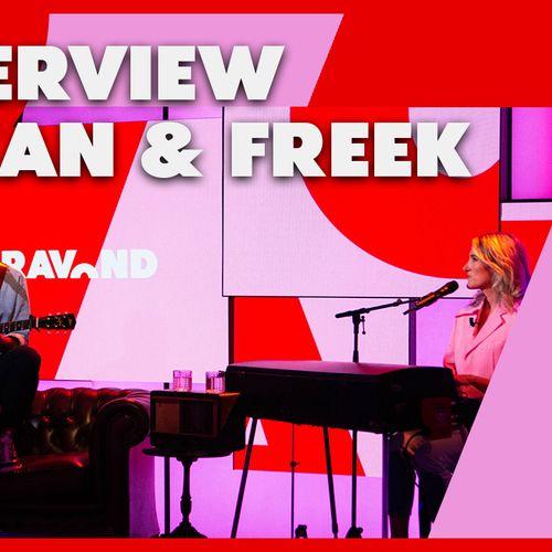 Afbeelding van Interview met Suzan & Freek