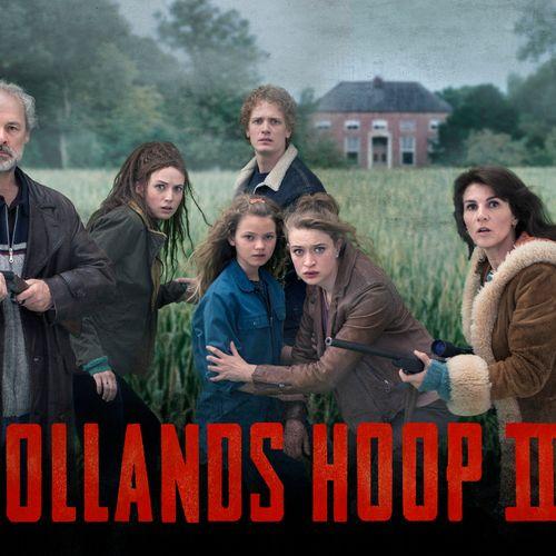 Afbeelding van WIN DE DVD VAN HOLLANDS HOOP III