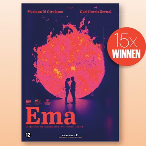 15 x dvd van de film Ema