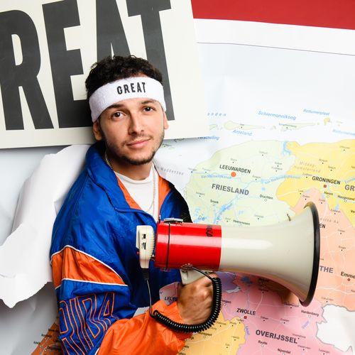 Afbeelding van Sahil en zijn team maakten Nederland opnieuw great!