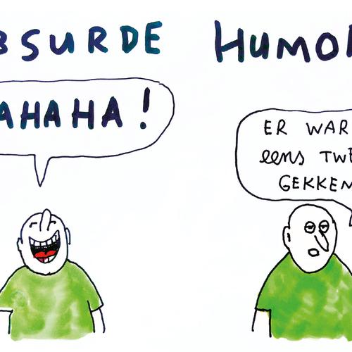 Afbeelding van Wat is typisch Vlaamse humor?