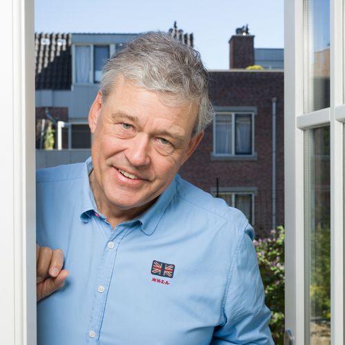Afbeelding van Interview met Charles Groenhuijsen