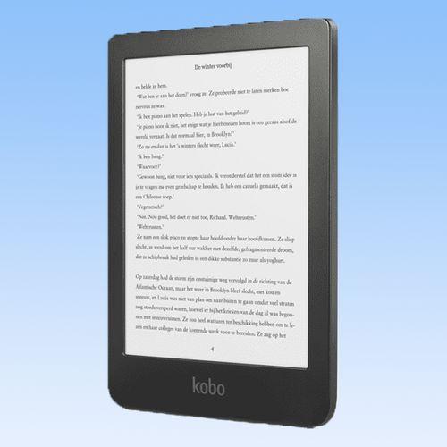 5 x Kobo Clara HD E-reader t.w.v. 129,95