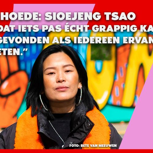 Afbeelding van De VoorHoede: Sioejeng Tsao