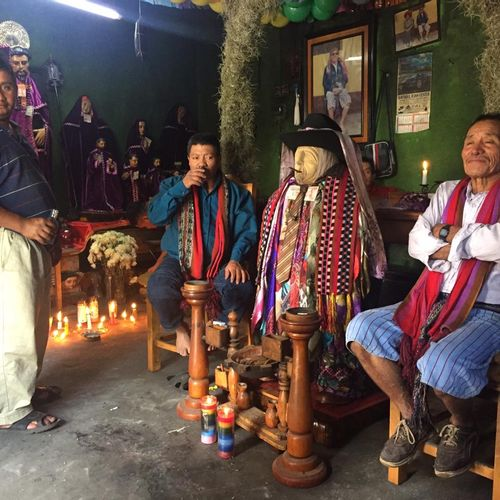 De macho-cultuur van Guatemala