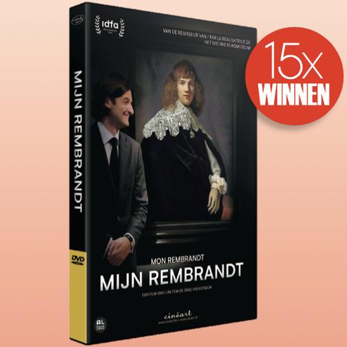 Afbeelding van Maak kans op de dvd Mijn Rembrandt