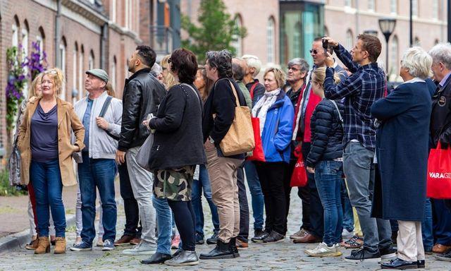 Afbeelding van Stadswandeling Deventer met Eus
